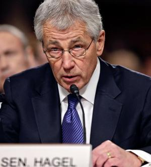 Chuck Hagel's confirmation chances look good