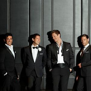 International Il Divo slows down — but just a bit