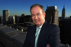Fox News' Bill O'Reilly coming to Ralston Arena on Jan. 31