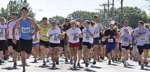 Run 'Knox' out childhood cancer
