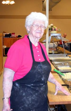 After 20 years, Elks Club fixture hanging up apron
