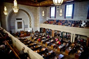 Bill Kintner calls for allowing concealed guns at Statehouse