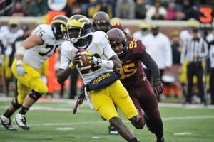 Michigan's Gardner confident in limelight