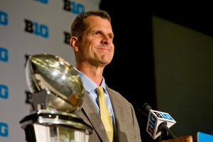 Barfknecht: Michigan's Harbaugh is confounding, influential and good for Big Ten