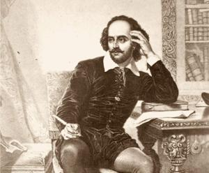 'Tis soon Talk Like Shakespeare Day; hence be mirthful!