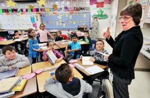 Grand Island principal's approach scores big in face of poverty