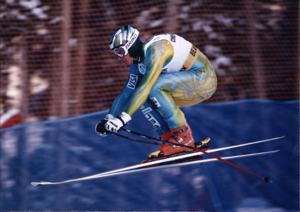 Olympic skier Chad Fleischer will be at Mount Crescent