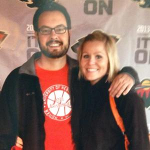 Nebraska couple gets engaged with an assist from Husker coach Tim Miles
