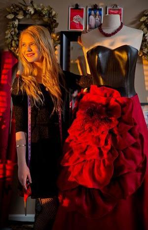 Fashion forward: Omaha teen headed to NYC Fashion Week