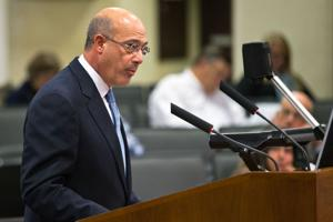 Jay Noddle attends first MECA board meeting