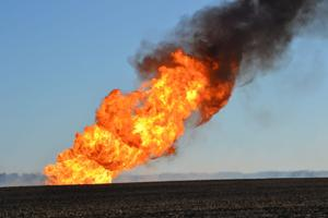 Natural gas line blast near Fremont, Neb., leads to evacuation of farms