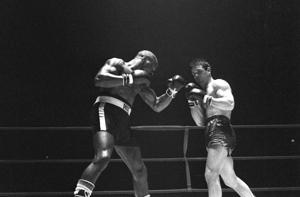 Former boxer Rubin