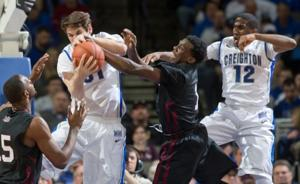 Artino sparks Bluejays past Southern Illinois