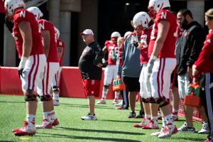 McKewon: Husker offensive line coach Mike Cavanaugh seeks cohesive group of starters