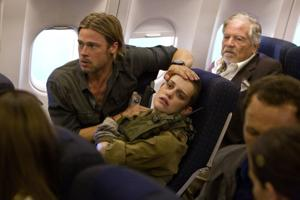 Film review: When zombies attack, time to declare 'World War Z'
