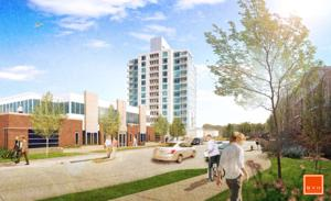 Riverfront may add commercial projects