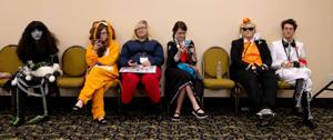At Anime NebrasKon, nerds revel in costumed abandon