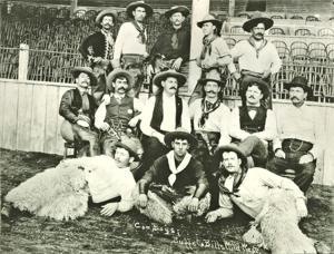 Exhibit takes look at cowboys' lives, legends, legacies
