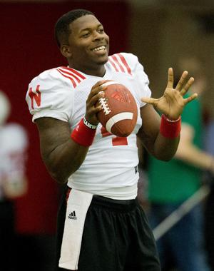 Tommy Armstrong showing composure as starting Husker quarterback