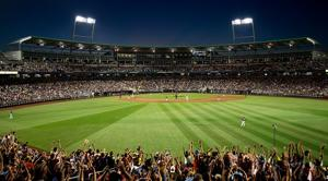 Bigger crowds at 2013 CWS could push TD Ameritrade Park into the black