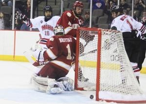 Montpetit's goal moves Mavs step away from Frozen Faceoff