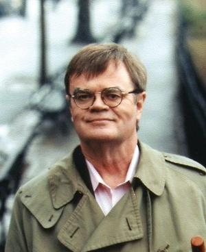 Q&A: 'Basics of life' are stuff of Garrison Keillor's comedy
