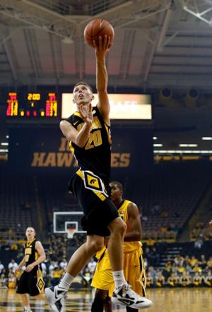 After contentious transfer from Wisconsin, Iowa native happy with Hawkeyes