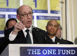 Ken Feinberg, overseer of victim funds, owes start to Chuck Hagel