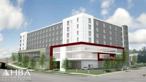 Hotel will bring high-rise look to Dodge and Saddle Creek
