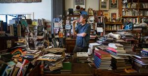 Location, low costs, service help used-books stores continue to thrive