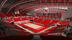 Devaney Center to host regional site for 2013 volleyball championships