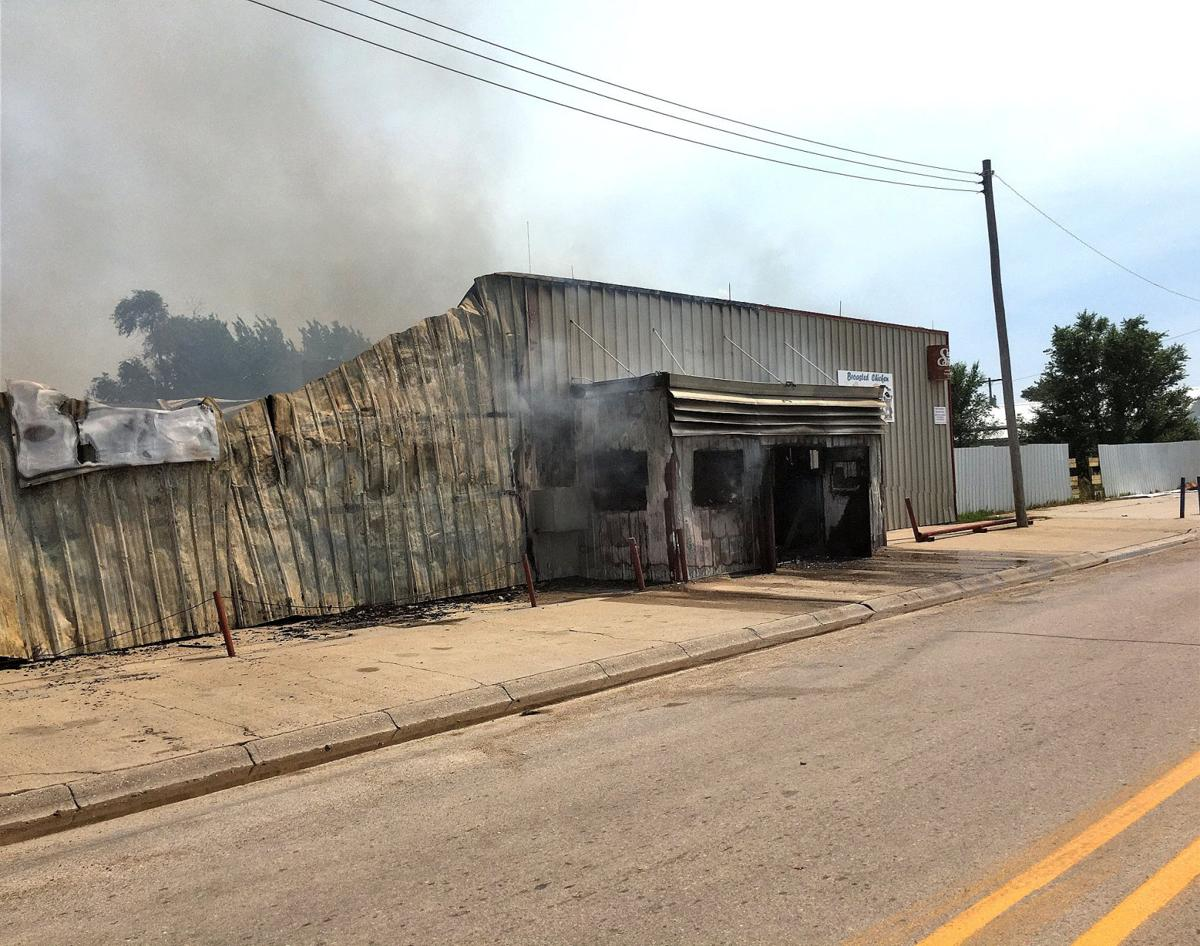 Faulty chicken roaster being blamed for fire that gutted ...