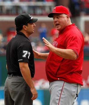 Q&A with Mike Scioscia, Los Angeles Angels manager