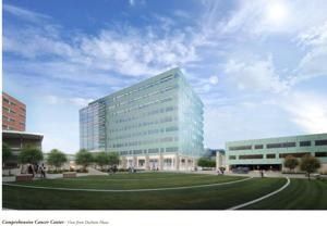 Kelly: New UNMC cancer center will put Omaha in 'business of healing'