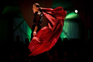 Omaha Fashion Week: Drama and back stories define gowns