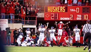 Hansen: Those who stayed for Nebraska-Northwestern finish learned oldest lesson in sports