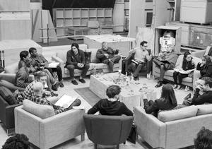 'Star Wars 7' cast announced, guys