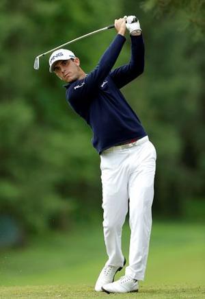 Mickelson, Horschel share lead at U.S Open
