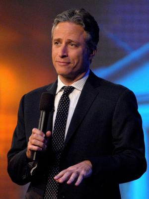 Jon Stewart might be real king of late night