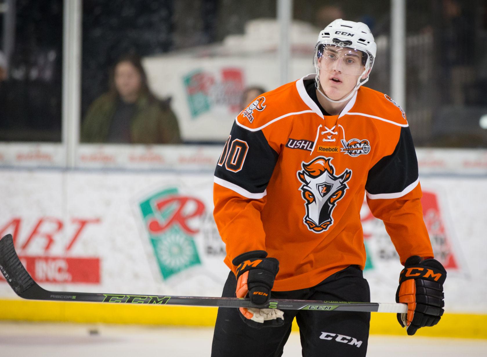 NCAA: Report - Lemieux's Son Commits To Arizona State University Hockey Program