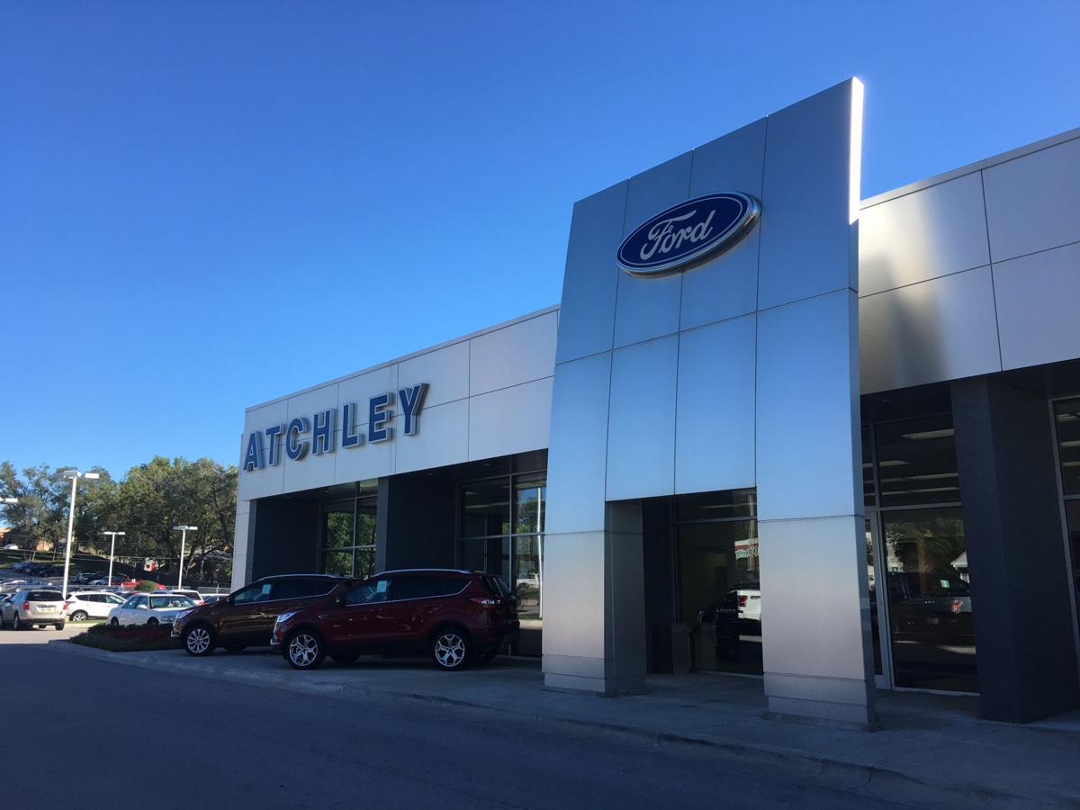 Woodhouse Auto Family Buys Atchley Ford Money