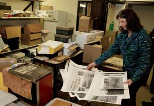 1 family, 125 years of putting out the news at Adair County Free Press in Iowa