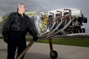 Retired pilot makes and sells airplanes