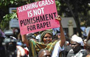 Teen's rape galvanizes support in Kenya