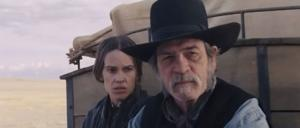 Tommy Lee Jones made a Nebraska western, and here's the trailer