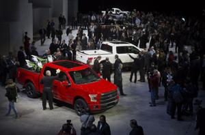 Auto show aids Detroit's revitalization