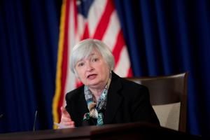 Janet Yellen's new 'dashboard' gives investors a guide