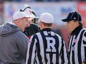 Big Ten reprimands Bo Pelini, fines Nebraska $10,000