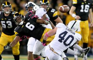 Seniors helped Penn State stay the course