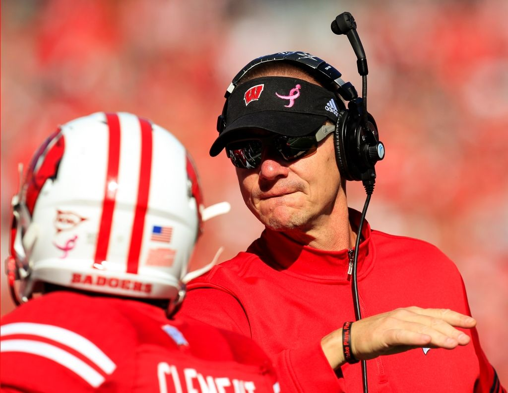 Gary Andersen Leaving Wisconsin To Replace Mike Riley At